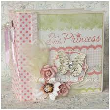 baby girl photo album sold baby girl mini album dcwv preppy princess