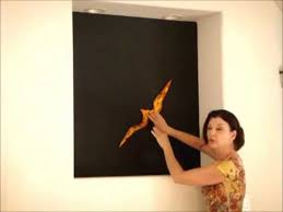 Recessed Wall Niche Decorating Ideas How To Decorate A Sad Boring Niche By Artist Linda Paul Wmv Youtube