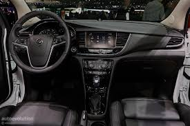 opel cars interior 2016 opel mokka x shows off in geneva autoevolution