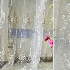 Patterned Sheer Curtains How To Sew Lace Curtains Gopelling Net
