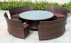 Patio Wicker Furniture Clearance The Images Collection Of Dining Sets Awesome For Broyhill