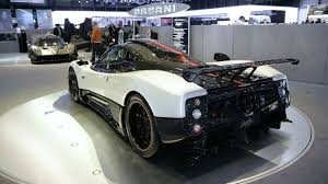 pagani suv first pagani zonda cinque on sale for 2million