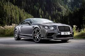 bentley continental 24 the cars 2017 bentley continental supersports automobile magazine