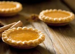 thanksgiving baking with pumpkin mini