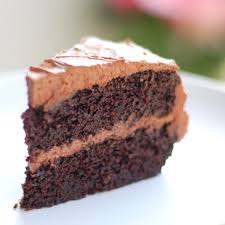 double chocolate cake with buttercream frosting recipe pinch of yum