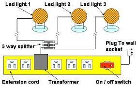 led lights submersible led light rings underwater light garden