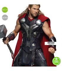 thor costume age of ultron thor vest costume