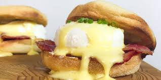 best eggs benedict with shortcut hollandaise recipe how to make