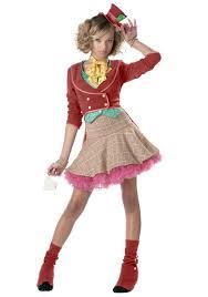 halloween halloween costumes for girls teen mad hatter costume