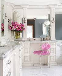 retro pink bathroom ideas lucite vanity chair pink and white bathroom decor retro pink