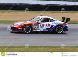 porsche cayman racing pro porsche cayman race car on the course editorial photography