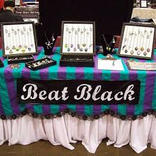 black display table cloth 104 best craft show table cover images on pinterest display ideas
