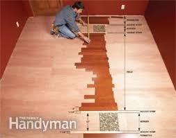 diy hardwood floors lay a contrasting border family handyman