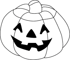 pumpkin halloween coloring pages easy easy coloring pages