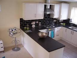 black kitchen tiles ideas black brick tile splashback kitchen ideas bricks