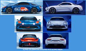 renault alpine vision concept automobilesalpine com renault alpine info