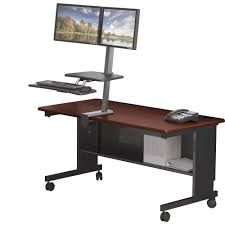 sit to stand desk converter decorative desk decoration