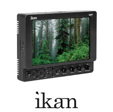 ikan small lcd monitors teleprompters led lights dslr rigs
