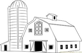 fresh barn coloring 30 remodel seasonal colouring pages