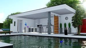 cuisine d été extérieure en cuisine d ete moderne idées décoration intérieure