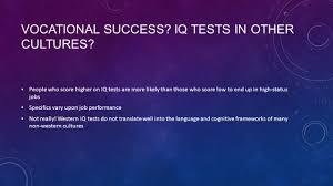 intelligence and psychological testing ppt video online download