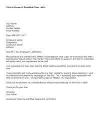sample cover letter research assistant research assistant cover
