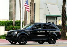 range rover black rims black range rover sport supercharged with black rims exotic cars