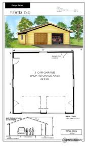 Small Lake House Floor Plans by 30x30 Floor Garage Plans The Laredo 28x39 House Designs
