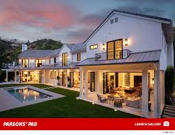 Bel Air Mansion Chandler Parsons Buys 11 Million Bel Air Mansion Tmz Com