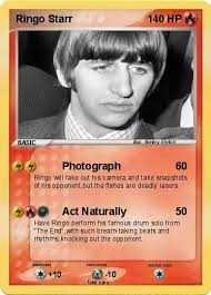 Pokemon Card Meme - ringo starr pokemon card by beatlesboy26 on deviantart