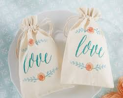 muslin favor bags wedding all favor packaging the best prices and