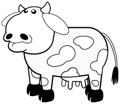 cows coloring book colouring sheet coloring book colouring page