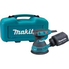 Orbital Floor Sander For Sale by Makita 3 Amp 5 In Corded Random Orbital Sander With Variable
