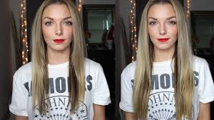 sallys hair extensions how to cut hair extensions yourself
