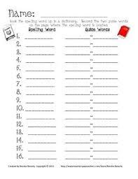 86 best spelling images on pinterest spelling ideas spelling