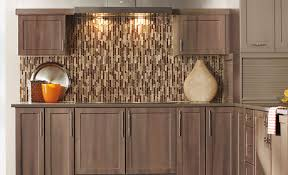 kitchen backsplash ideas with brown cabinets backsplash ideas the home depot