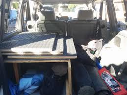 building a tent platform diy the 100 suv sleeping platform american adventurist