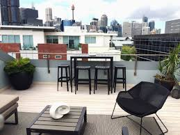 Deck To Patio Transition 7 Rooftop Decking And Terrace Designs Kebony