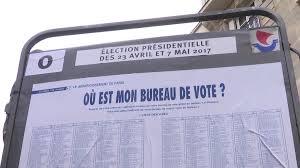 ou est mon bureau de vote 15 de l électorat est mal inscrit sur les listes électorales