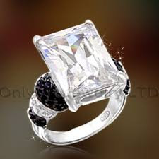big stone rings images Fashion big stone silver ring jewelry with wholesale price jpg
