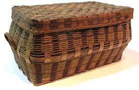 lot 70 18 5 in rectang penobscot basket jpg