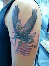 download traditional eagle arm tattoo danielhuscroft com