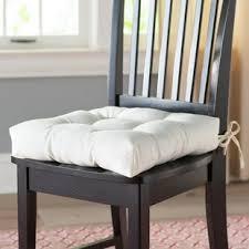 Dining Room Chair Pads Chair Pads Cushions You Ll Wayfair