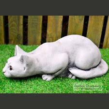 cats animals garden statues ornaments ebay