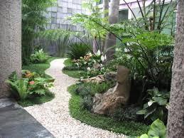 Backyard Landscaping Ideas With Rocks Garden Ideas Backyard Landscape Ideas With Rocks Design Your