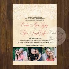 golf wedding invitations hadley designs elegant classic