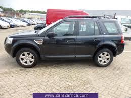 land rover 2007 freelander cars2africa