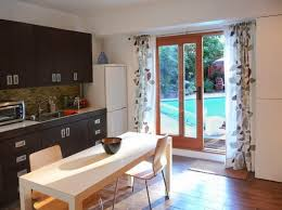 Insulated Patio Curtains Impressive Sliding Patio Door Curtains And Patio Door Insulated