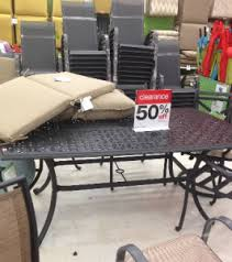 Patio Tables And Chairs On Sale Patio Furniture Cushions Clearance At Home And Interior Design Ideas
