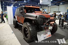 sema jeep yj 2015 sema 4x4 works jeep jk wrangler unlimited